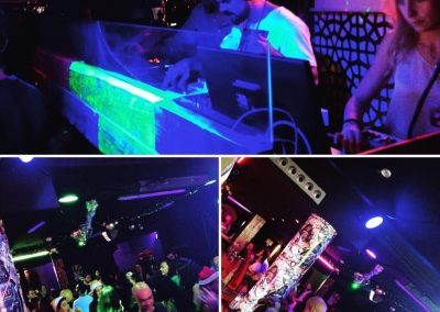Djs - Sabotage Bar